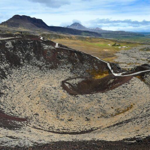 Страна льдов, вулканов и водопадов