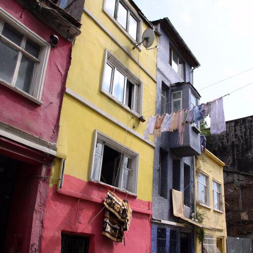 Стамбул. Районы Балат и Фенер
