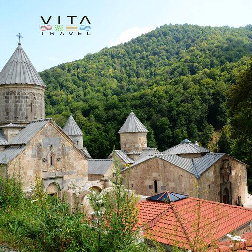 Монастырский комплекс Агарцин. Армения