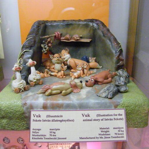Сентендре и его сладкий музей марципана.