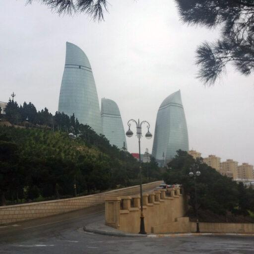 Неприветливый Баку. Один день в Азербайджане.