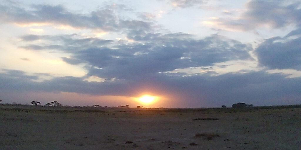 Кенийское солнце. Масаи. Жизнь вне времени