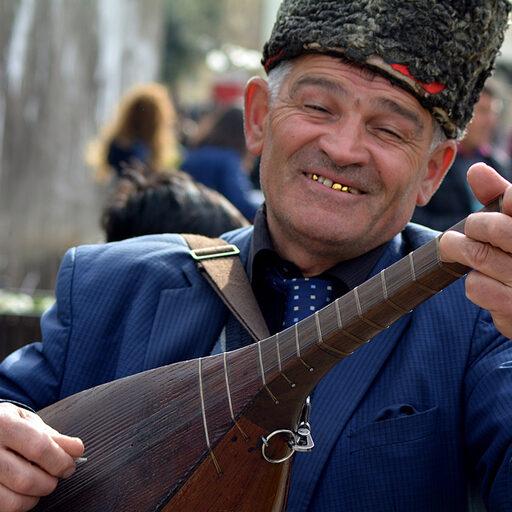 Новруз в Баку. Часть вторая