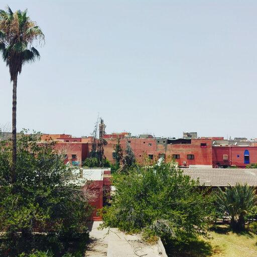 Марокко. Как живут марокканцы? Часть2 Марракеш просыпается ночью