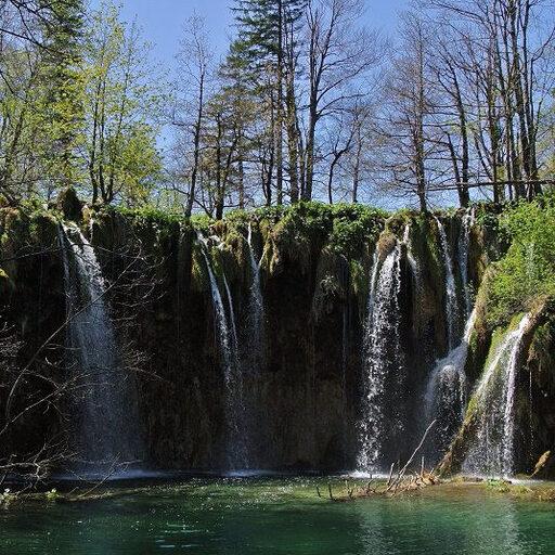 Хорватия, Национальный парк «Плитвицкие озера»
