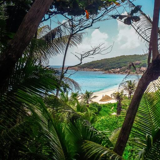 Сейшелы — I. Остров Ла Диг