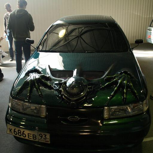 Выставка авто в Краснодаре