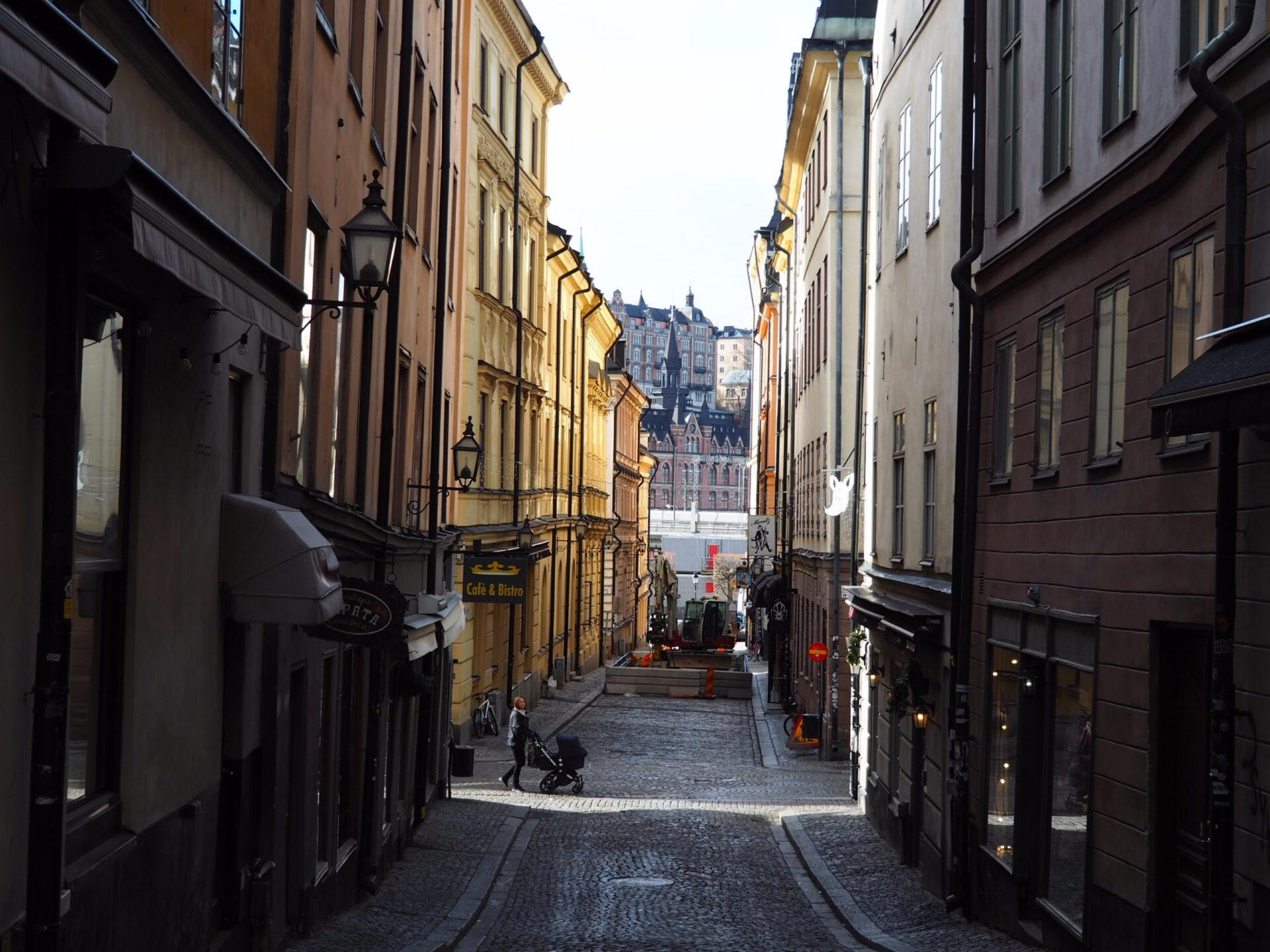 Галопом поСкандинавии