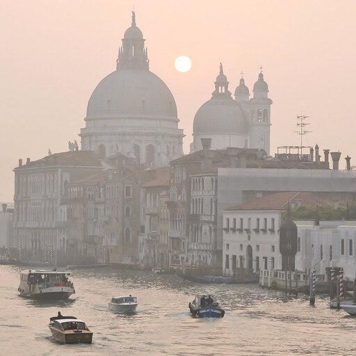 Венеция отдыхает