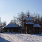 Тальцы-музей под открытым небом.