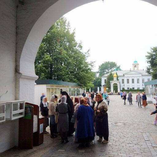 Данилов монастырь… Москва