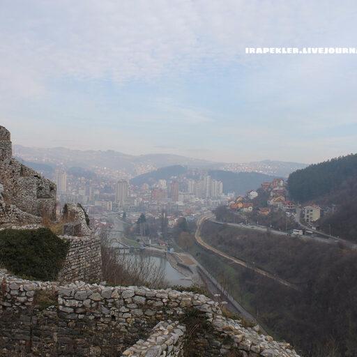 Сербия — страна крепостей.