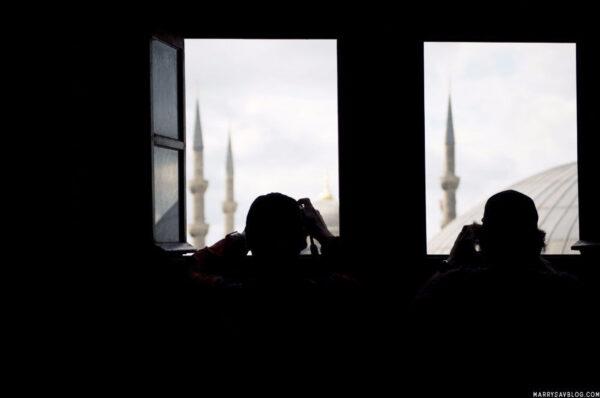 Немного огороде минаретов: мечети Стамбула