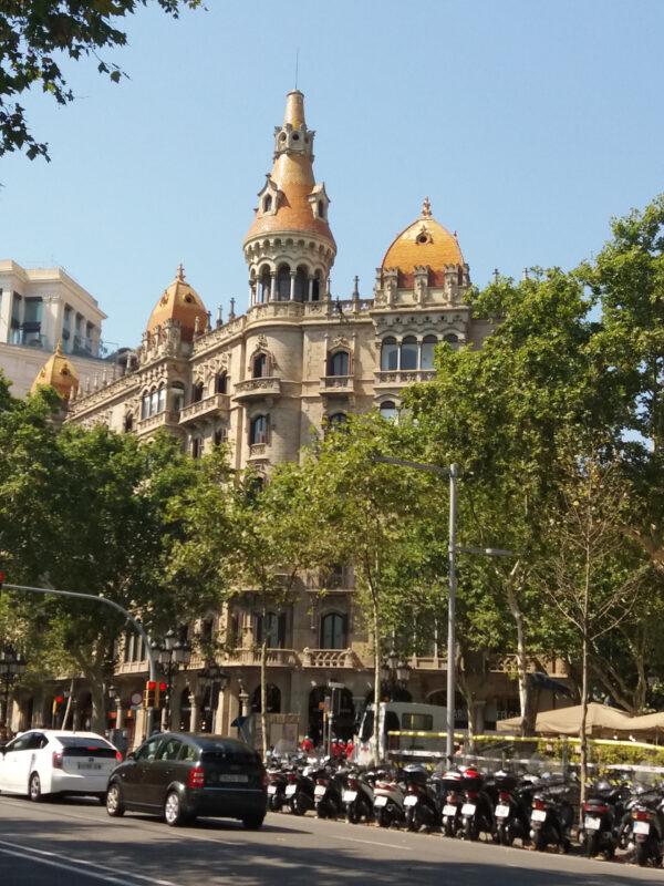 Испанские приключения. Барселона