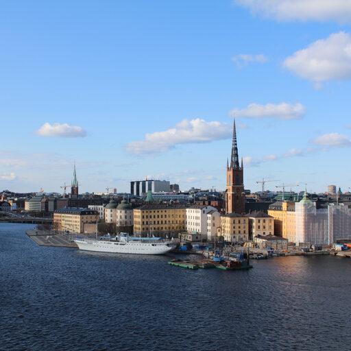 Стокгольм, продолжаем искать Карлсона — Stockholm