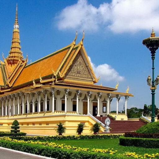 Азия: Часть Вторая. Камбоджа или к чему же знак в виде черепа на столе