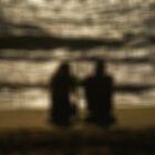 Тель Авив. Вечерняя зарисовка.