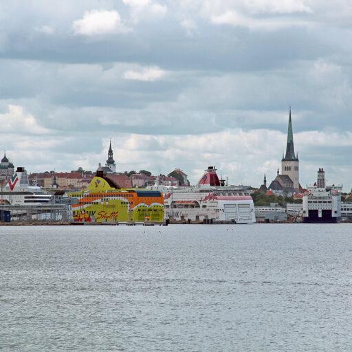 Маленькая прогулка по Балтике часть 5