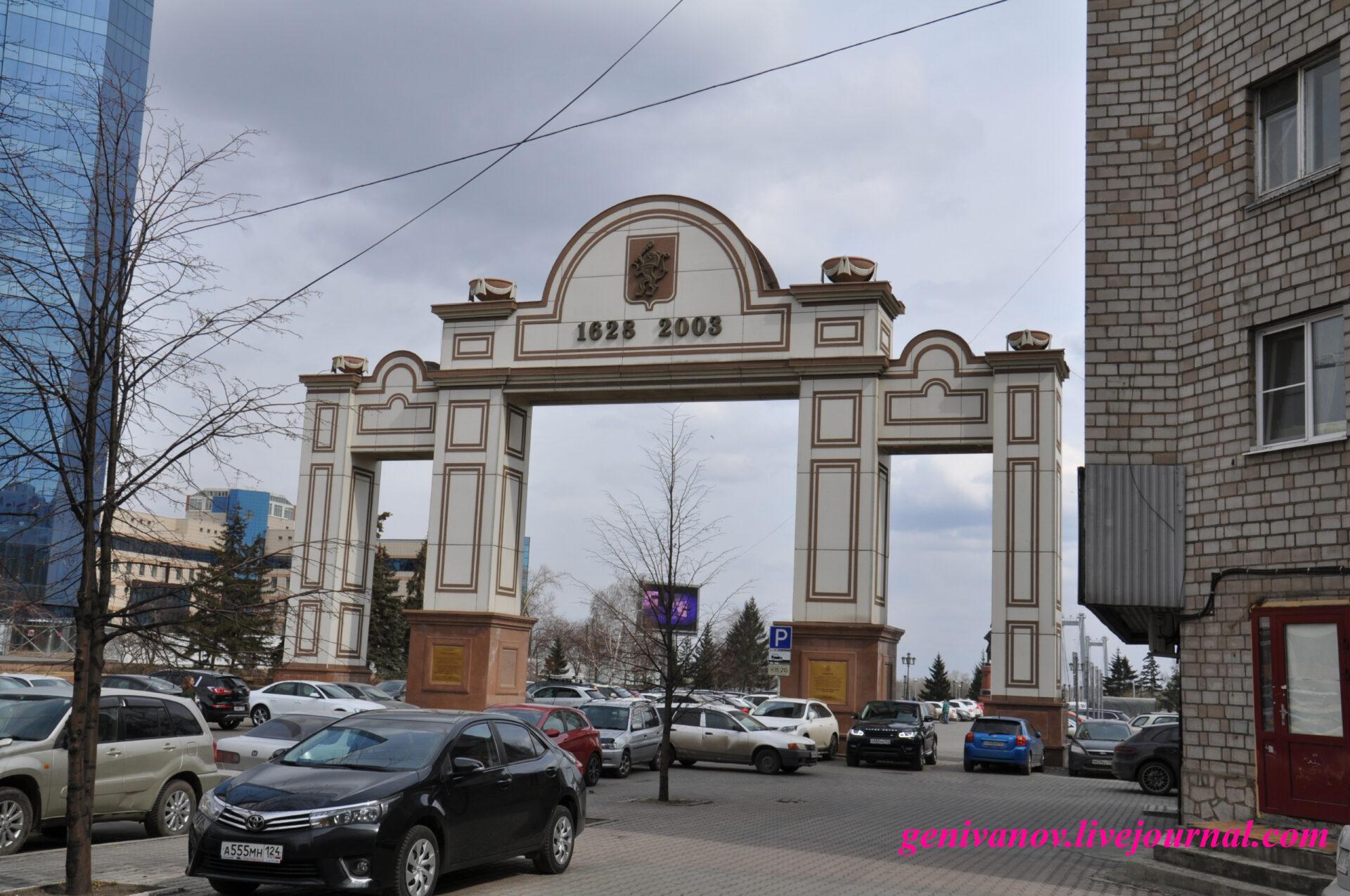 Красноярск глазами москвича