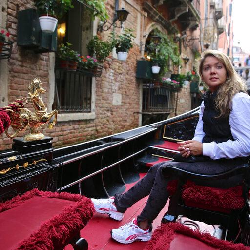 Прогулка на гондоле по каналам Венеции