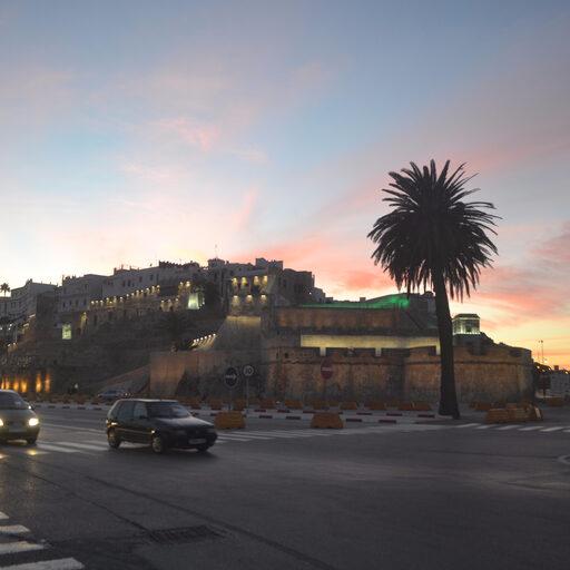 На пароме в Африку. Старый город Медина, Марокко часть 2