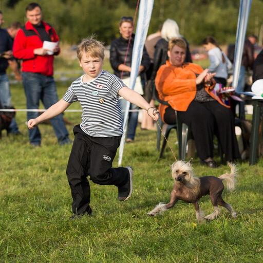 «Конкурс ребенок и собака 09.09.17»