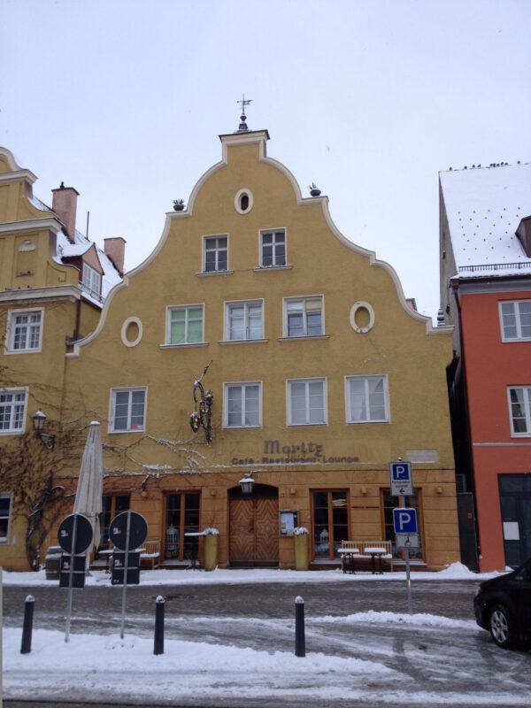 Мемминген иМюнхен. Баварская сказка