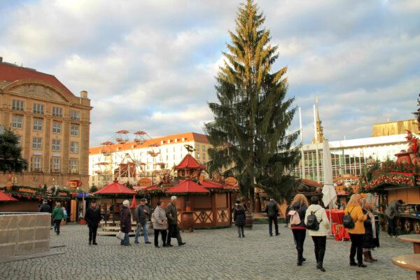 Рождественский рынок в583 раз.