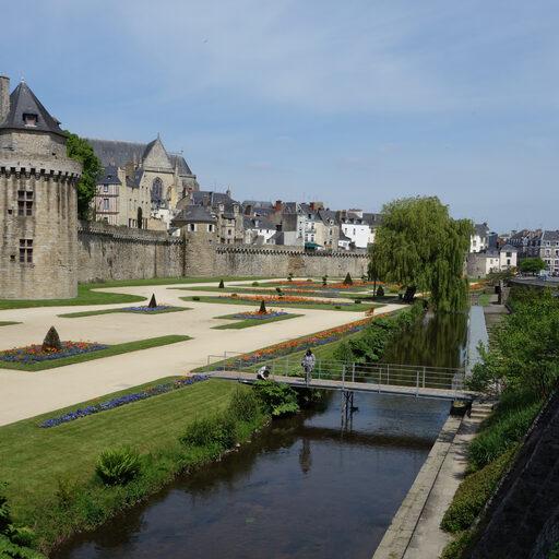 Франция. Ванн, Нант и Ла-Рошель