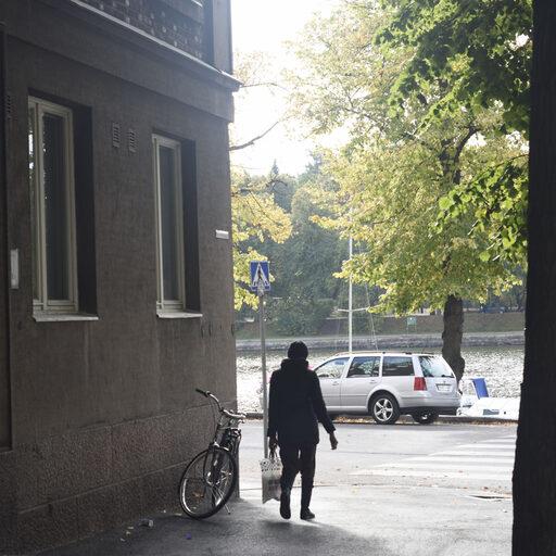 Хельсинки в сдержанных тонах