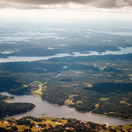 Швеция, Стокгольм и Висби