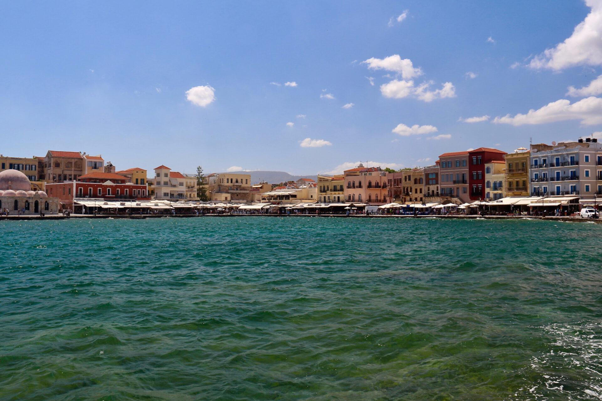 Греция. Крит. Ханья.