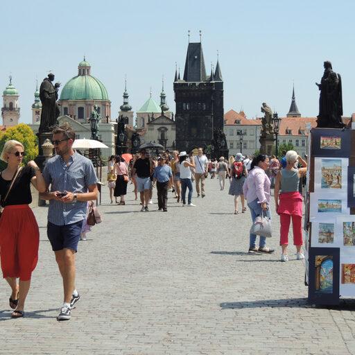 Австрия-Чехия-Германия, июнь 2017. Часть 6: Прага
