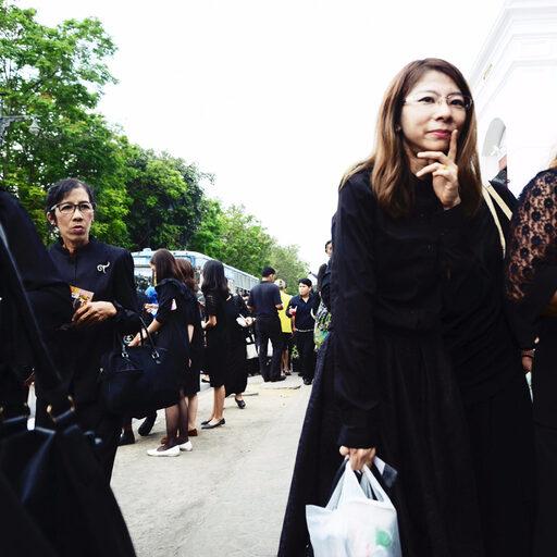 Немного о счастливой бедности: жители Бангкока