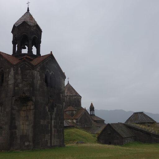 Армения на авто. Монастыри Санаин и Ахпат.