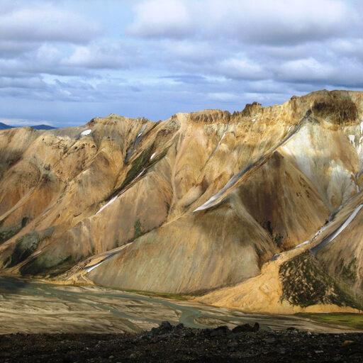 Исландия. Ландманналаугар