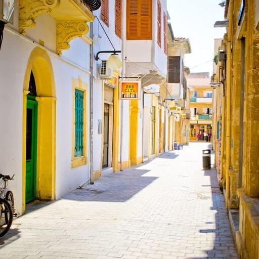 Кипр. Никосия-столица двух республик
