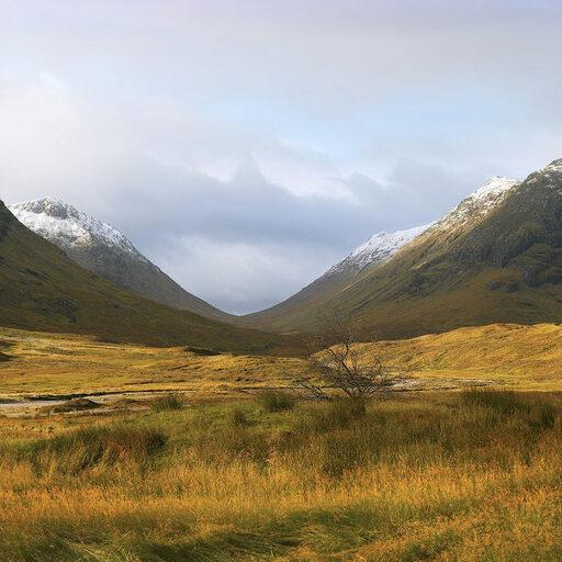 Шотландия, какой я её увидел. I