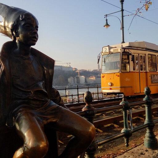 Будапешт. Жемчужина Восточной Европы