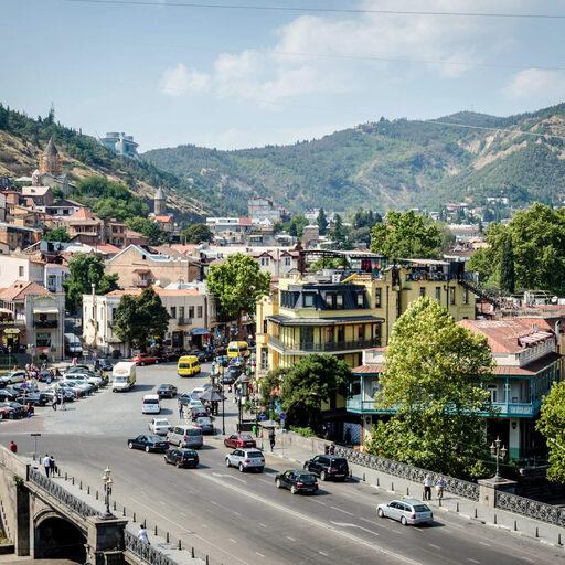 Куда отправиться на выходные: Тбилиси