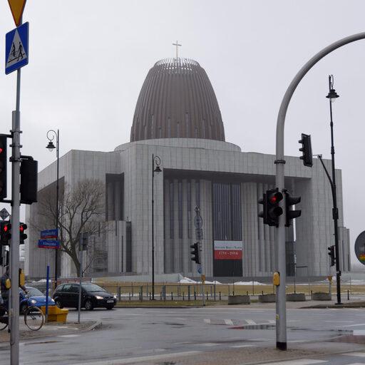 Храм Божественного Провидения или мегастройка в Варшаве
