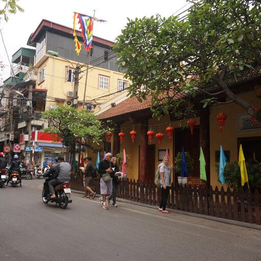 Ханой !!! Яркий городок, отличное начало знакомство с Вьетнамом…