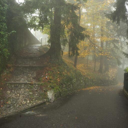 Осень в Брунате