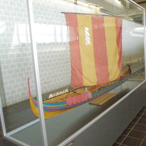 Роскилле — древняя столица викингов.