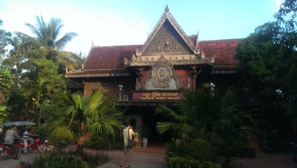Экзотический Тайланд+беднейшая Камбоджа