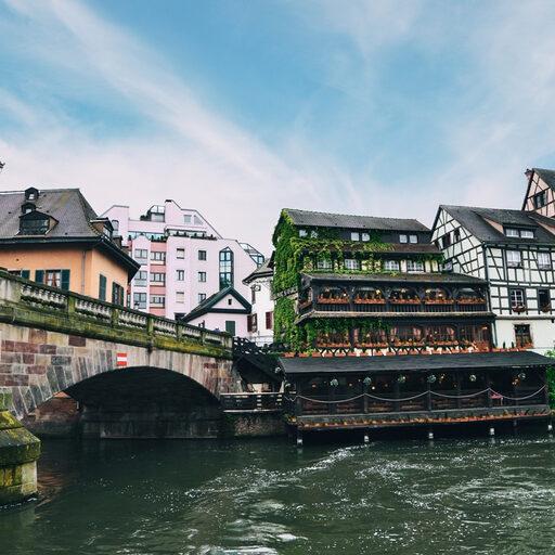 Евротрип. Страсбург-Париж