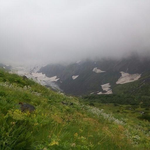 Домбай летом 2017
