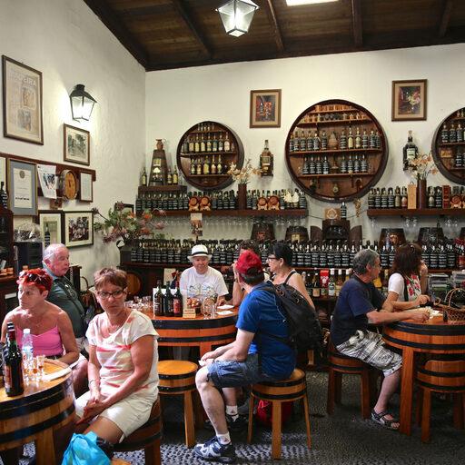 Мадейра. Фуншал. Винодельня Perreira d'Oliveira. Дегустация и винный шопинг!