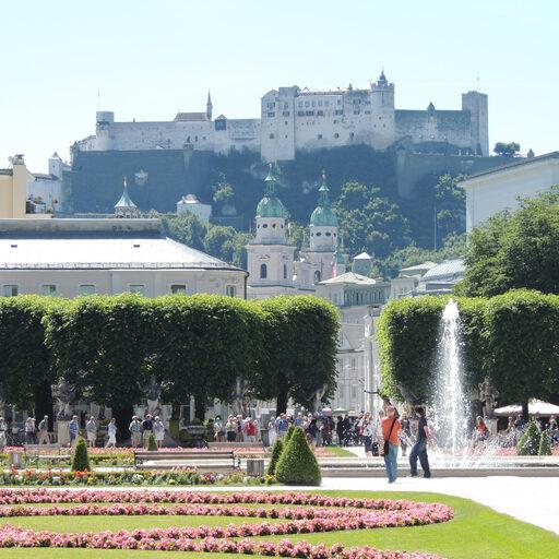 Австрия-Чехия-Германия, июнь 2017. Часть 2: Зальцбург