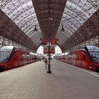 Киевский вокзал.